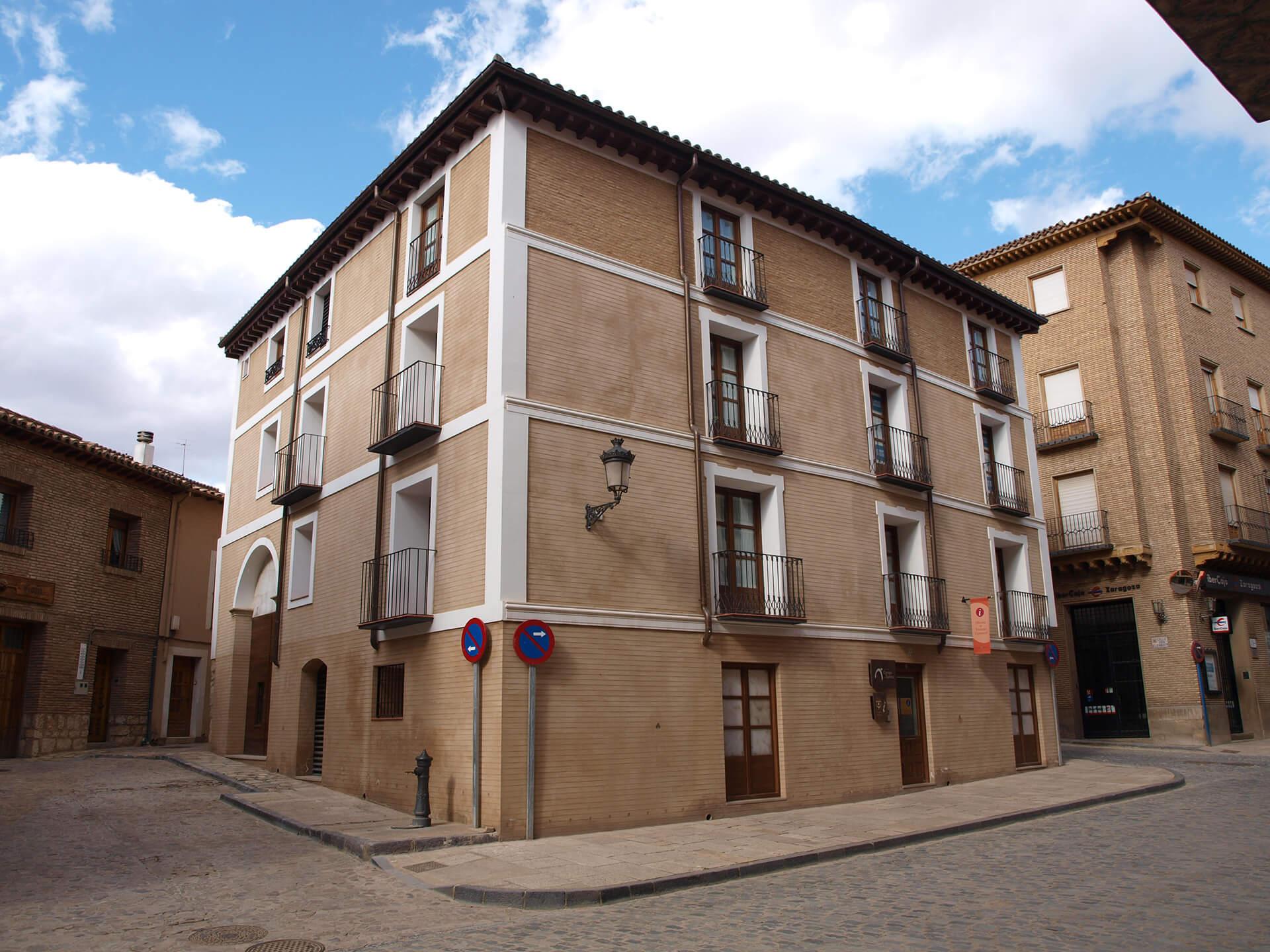Palacio Daroca - Imagen 6 - Restauración Slider - rubiomorte.com