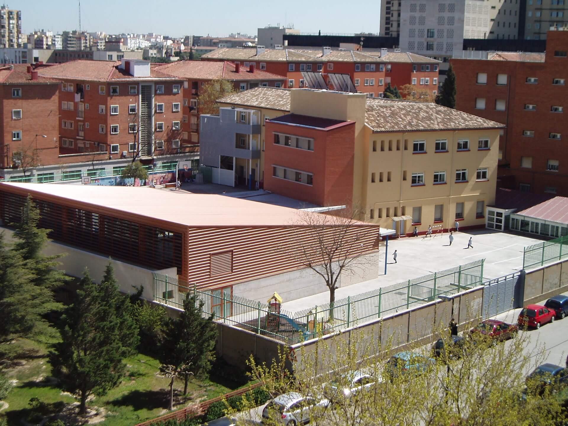 Colegio Santa María Reina - Zaragoza