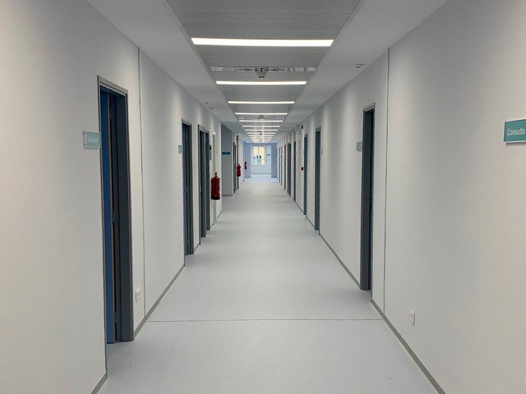 Las obras de Oncología Médica del Hospital Universitario Miguel Servet finalizaron en diciembre de 2019